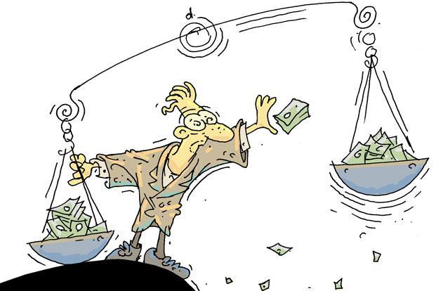 Rebalanceamento da sua carteira: Como comprar na baixa e vender na alta
