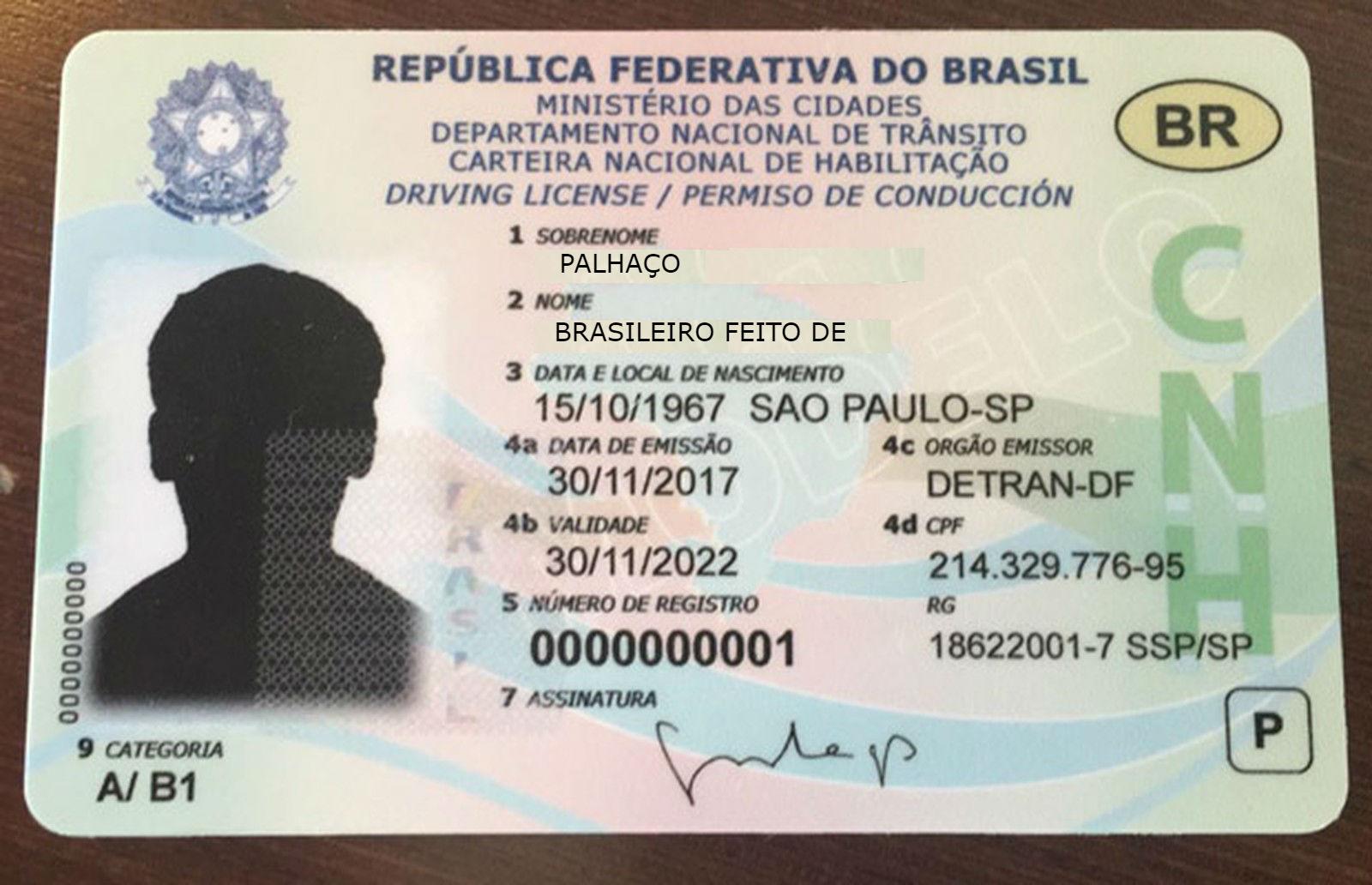 Obter/renovar carteira de motorista no Brasil ficará pior