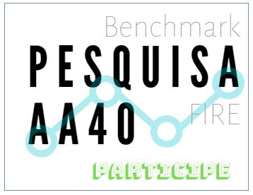 Pesquisa benchmark AA40
